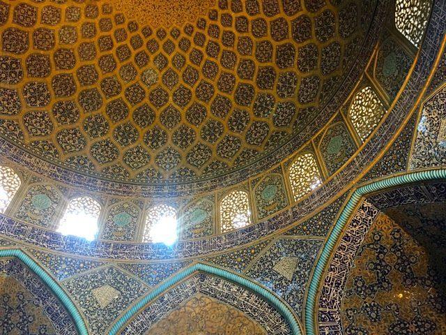 Isfahan Equals Half the World