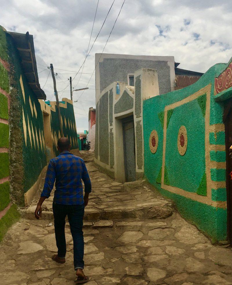 High in Harar