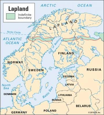 The Spell of Lapland