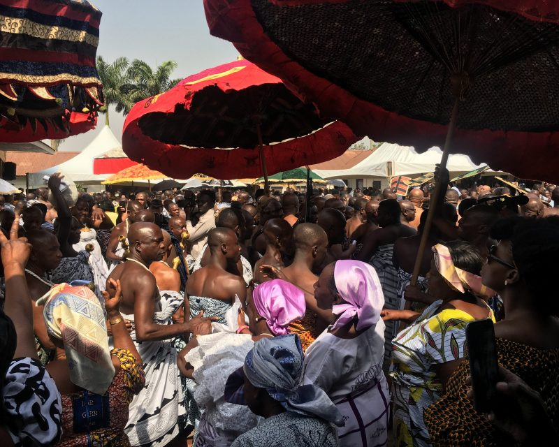 Cultural Kumasi